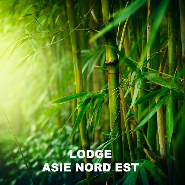 les plus beaux lodges en asie du nord, lodge asie du nord
