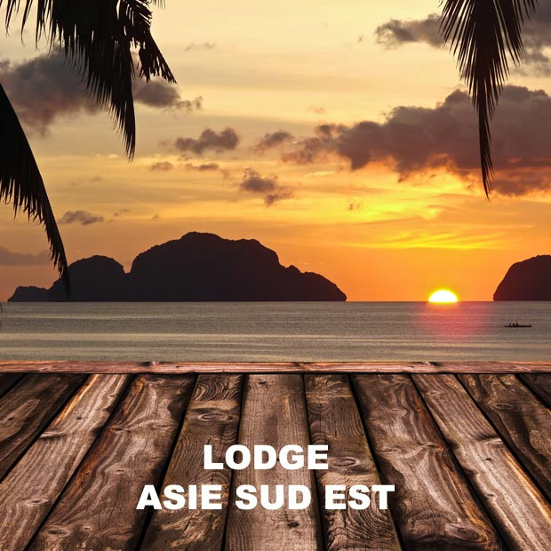 les plus beaux lodges en asie du sud est, lodge asie du sud est