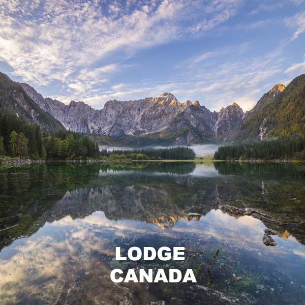 les plus beaux lodges canada, lodge canada