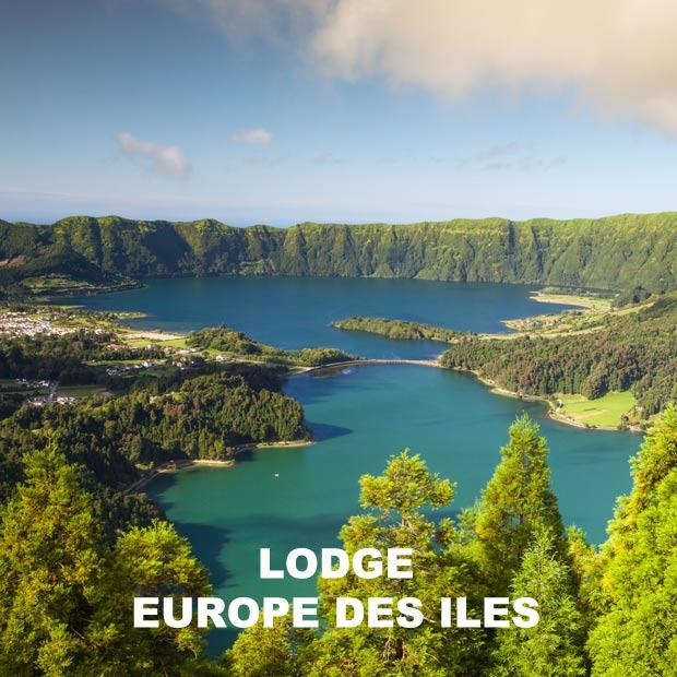 les plus beaux lodges iles europe, lodge iles europe