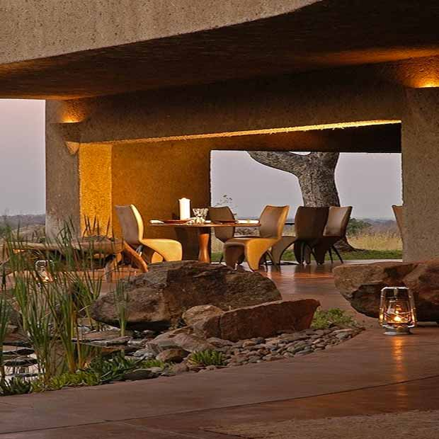 Sabisabi earth lodge