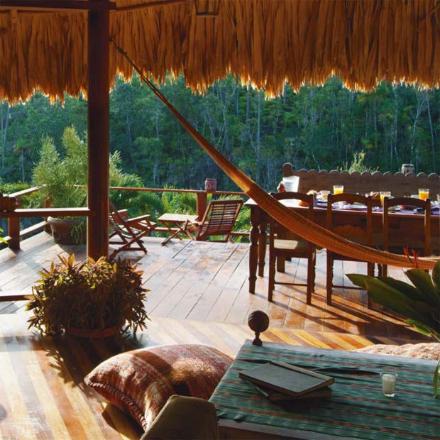 Blancaneaux-Lodge
