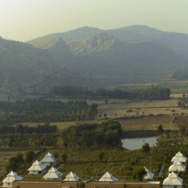 Aman i Khas Camp lodge