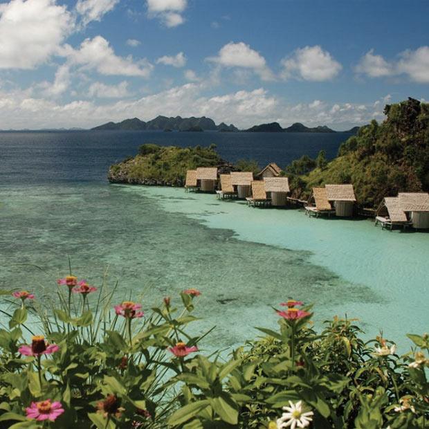 Misool Eco Resort Lodge