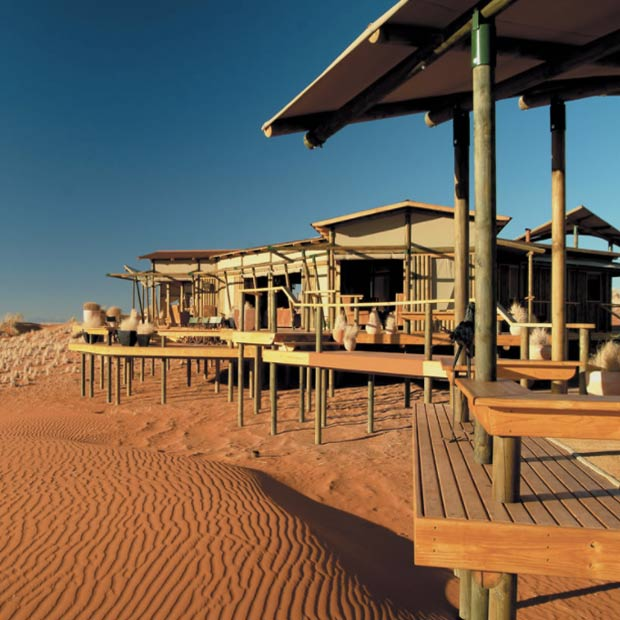 dunes lodge namibie