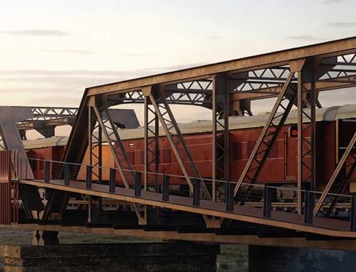 Ouverture du Kruger Shalati Train Lodge